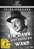 Heinz Rühmann: Ein Mann geht durch die Wand (Neuauflage in Original 16:9 Widescreen / Vollbild) - Filmjuwelen