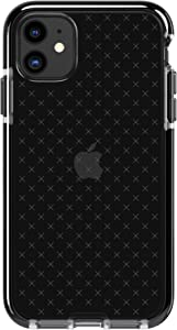 tech21 Evo Check for Apple iPhone 11 - Germ Fighting Antimicrobial Phone Case with 12 ft. Drop Protection
