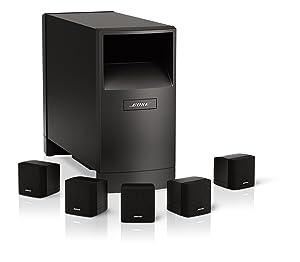 Bose Acoustimass 6 Home Entertainment Speaker System (Black)