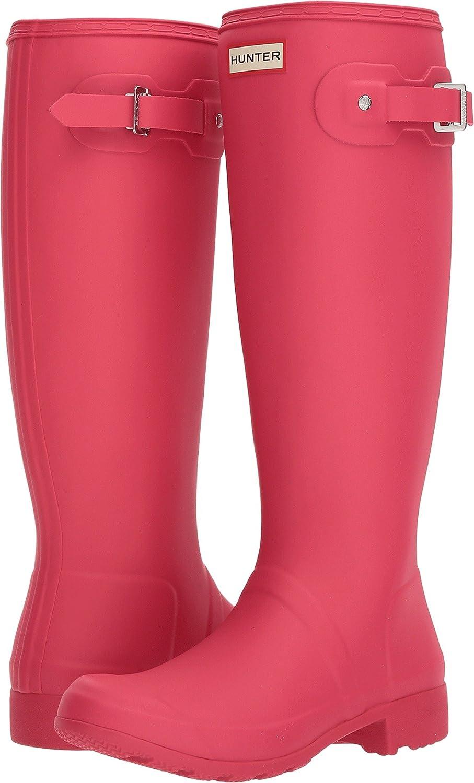 Hunter Womens Original Tour Rain Boot B0785NKZ1Q 6 B(M) US|Mosse Pink