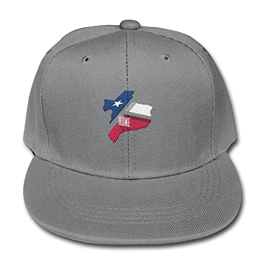 4e0663351c726 Rhfjgk Ldjg Texas Home Adjustable Solid Color Baseball Cap Snapback Hats  Boys and Girl