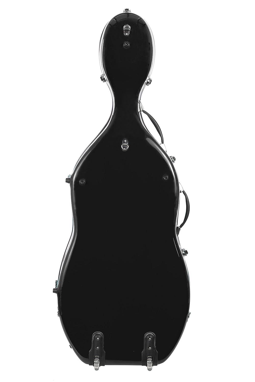 Estuche para violonchelo fibra de vidrio 4/4 Negro M-Case ...