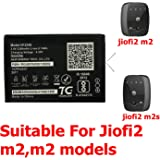 PCS SYSTEM - Battery JIOFI2-M2S 4g Hotspot Compatible Battery (Only Battery)