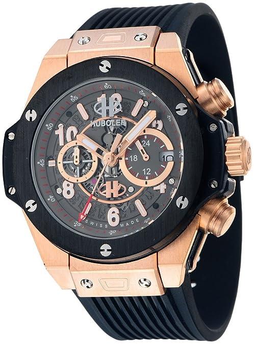 Amazon.com: HUBOLER Mens Quartz Fashion Arder Wrist Watch H-027: Watches