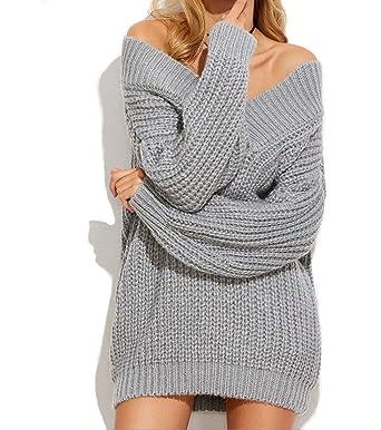 Großhandelsverkauf wo zu kaufen feinste Auswahl Damen Pullover Herbst Winter Elegante Longsleeve Carmenbluse ...