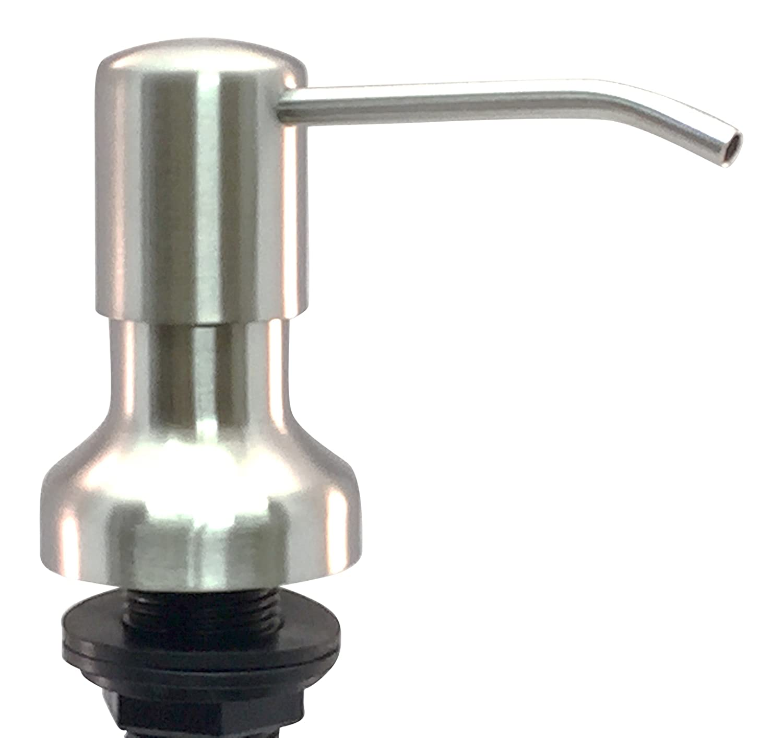 Soap Dispenser For Kitchen Sink: Ultimate Kitchen Stainless Steel Sink Soap Dispenser