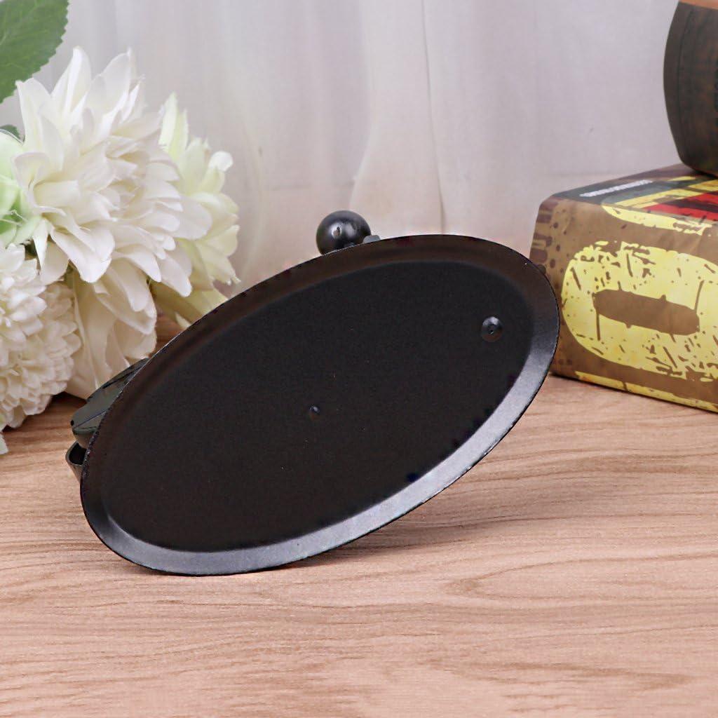 S-TROUBLE R/éveil de Table en Fer avec Instrument de Musique d/écoration de Gadget Cadeau dartisanat