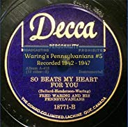 Waring's Pennsylvanians #5 Recorded 1942 - 1947 CD013E
