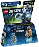 Lego LEGO Dimensions FUN PACK Doctor WHO Cyberman Dalek Hybrid Toy