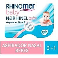 Rhinomer Baby - Narhinel Confort Aspirador Nasal+ 2