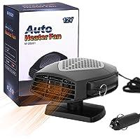 $27 » 12V Portable Car Heater,Automobile Windscreen Fan, Windshield Car Heater, Cooling Car Fan, Fast…