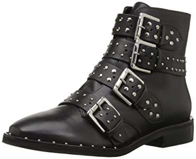 LFL by Lust for Life Womens Miracle Ankle Boot       Black       10 Medium US