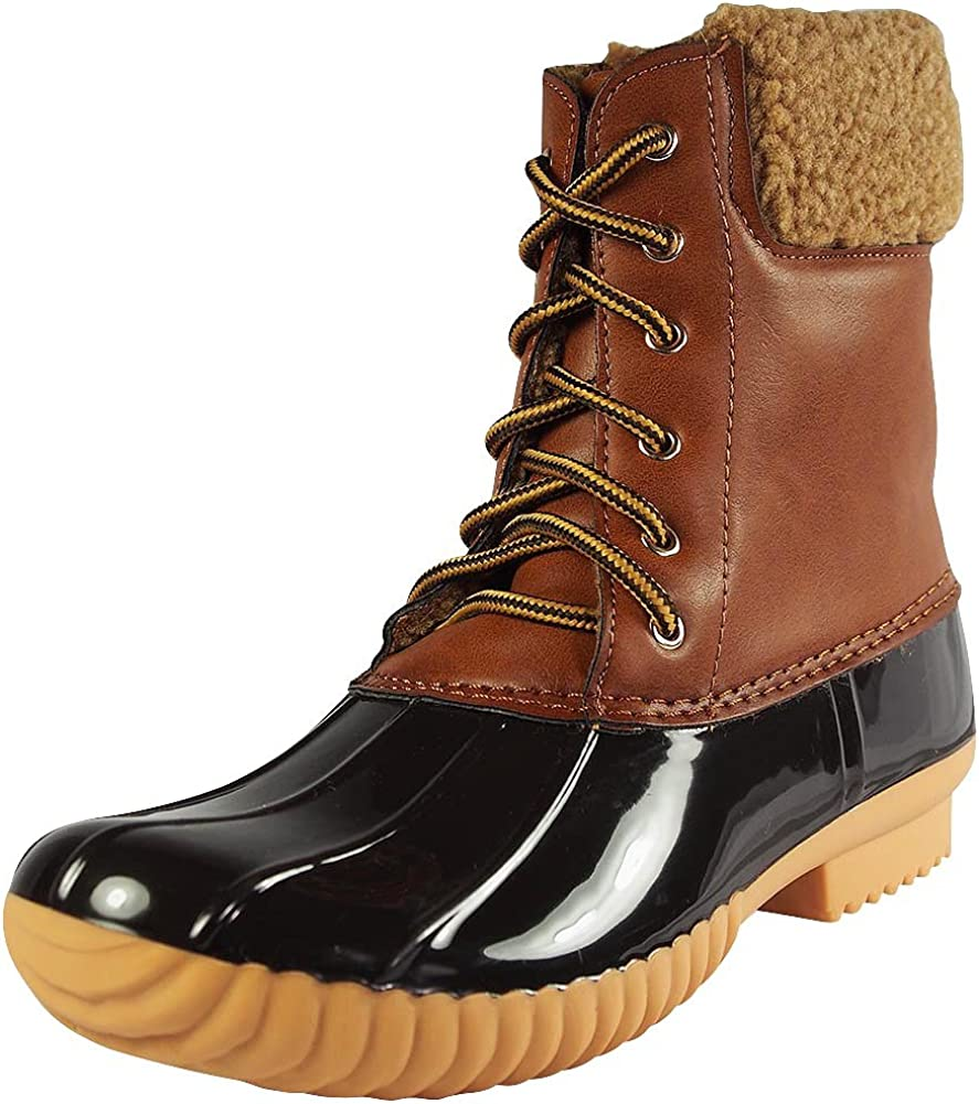 Top 7 Nature Breeze Duck Boots Women Size 8