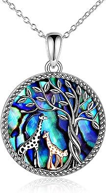 Sterling Silver Tree of Life Pendant Necklace Spiritual Jewellery Yogi Jewellery Handmade Free delivery