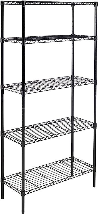 H 48 W x 14 D x 1 in Lower Shelf Gray