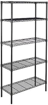 AmazonBasics 5-Shelf Garage Shelving Unit