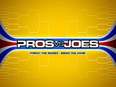 Watch pros vs. Joes season 2 episode 9: pros vs. Joes on spike.