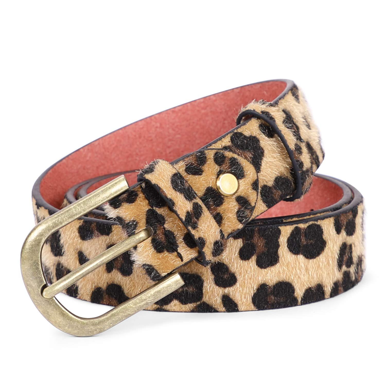 Leopard Belt SANSTHS Ladies...