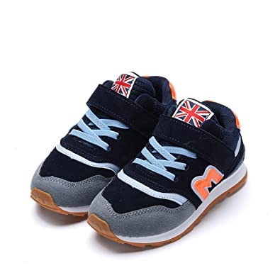 new style 0bb2e c40a1 Amazon.com   YSNJL Kids Tennis Shoes Breathable Athletic Shoes Lightweight  Walking Running Shoes Fashion Sneakers for Boys and Girls   Sneakers