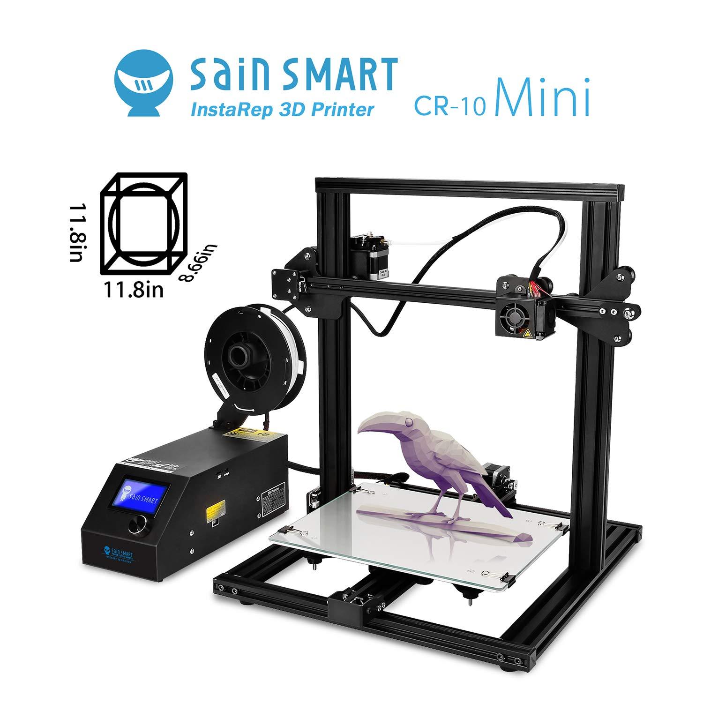 SainSmart x Creality CR-10 Halb zusammengesetzter Aluminium 3D-Drucker mit Extra-Filament, groß e Druckgrö ß e 300 x 300 x 400mm