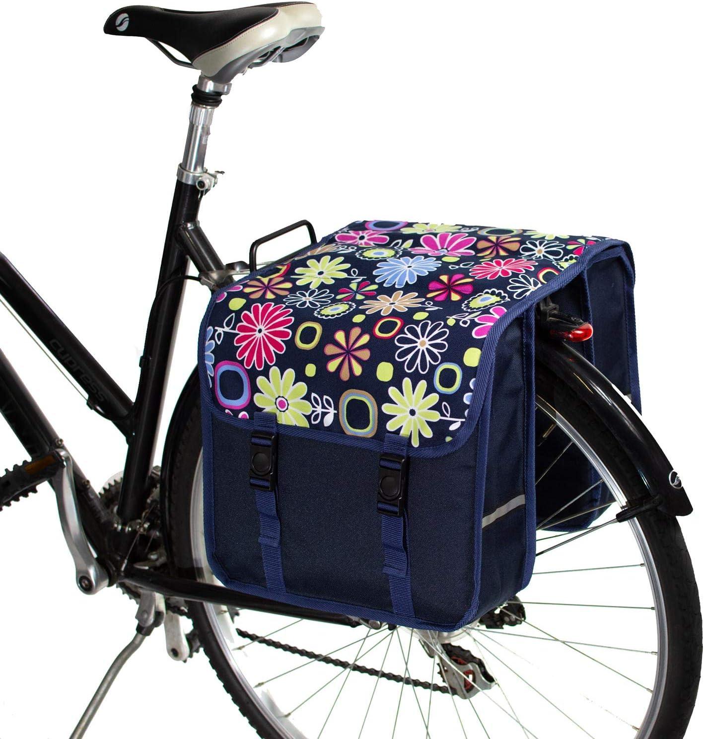 BikyBag Clásica - Doble Alforjas para Bicicletas