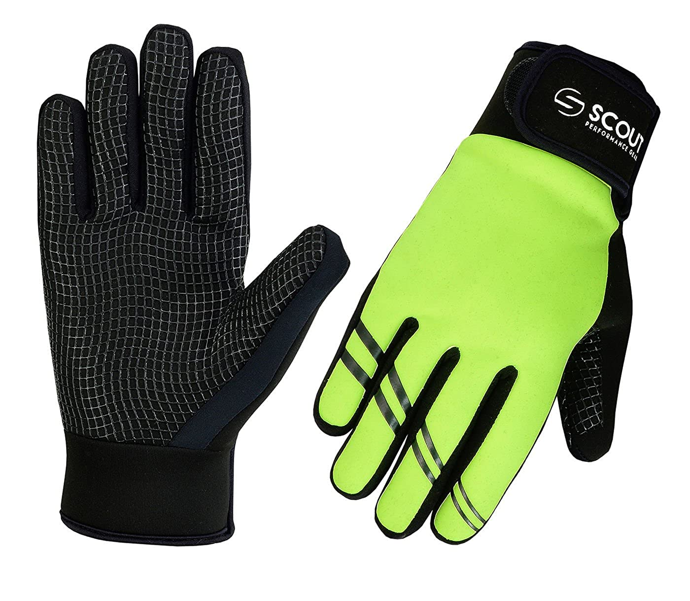 Winter Gloves Thermal Cotton Insulated Driving Ski Gloves For Men and Women Cold Proof
