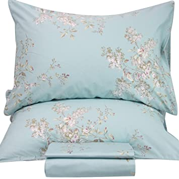 Queenu0027s House Lilac Bed Sheets Queen Size Deep Pocket L