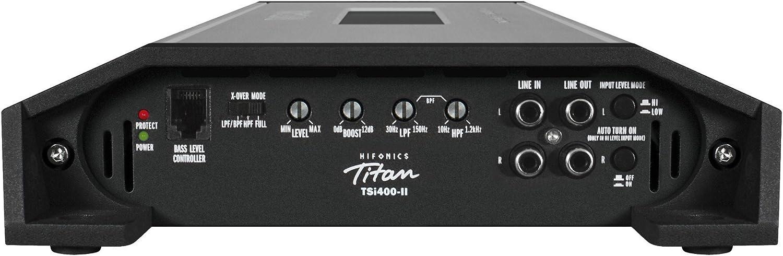 Hifonics Tsi 400 Ii Mehrkanal Verstärker Navigation