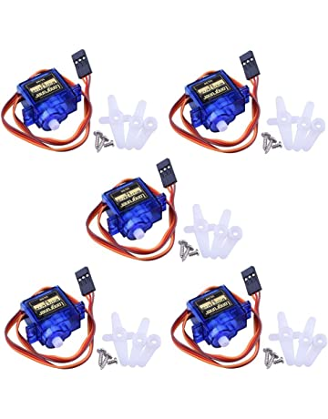 Micro Servo Motor,SG90, Servo, 9G RC Robot Helicopter Airplane Boat Controls LKY66