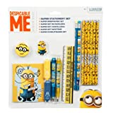 Despicable Me 2 - Minions - XXL Pen Set - Super Stationary Set - 15 parts