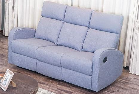 Amazon.com: Harper&Bright Designs - Sofá reclinable para ...
