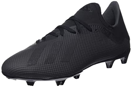 9fdd8e6aecb Amazon.com: adidas Men's X 18.3 FG Soccer Cleats: Sports & Outdoors
