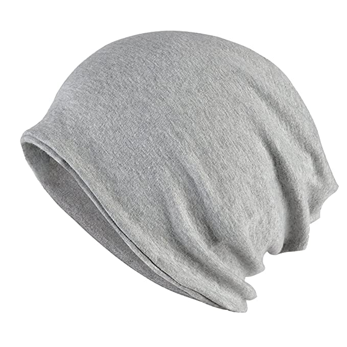 Butterme Femmes Hommes Coton Chapeau/Cap et Neck Warmer Col Écharpe et Masque 3 en 1 Doux Stretch Knit Slip Hip-Hop Beanie Chapeau Cap Skull pour lautomne et lhiver Ski