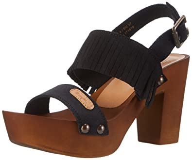 ede85c670f0 Wrangler Women s Willow Sandals  Amazon.co.uk  Shoes   Bags