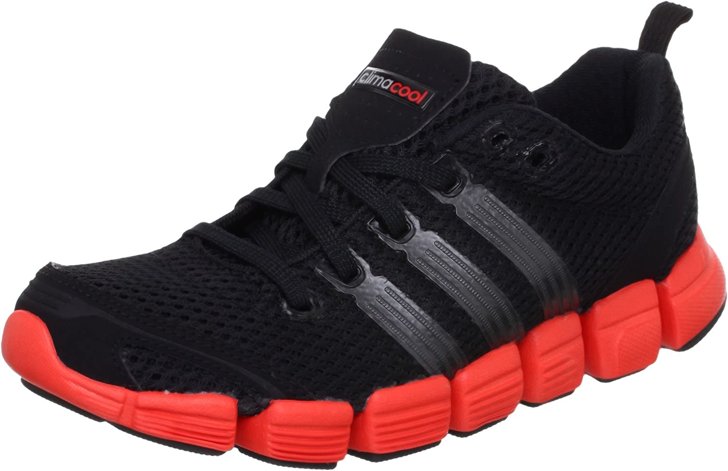 adidas Junior Climacool Chill G97703 Performance Trainer Black/Red