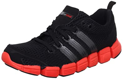 premium selection a6f03 728a0 adidas Junior Climacool Chill G97703 Performance Trainer Black/Red