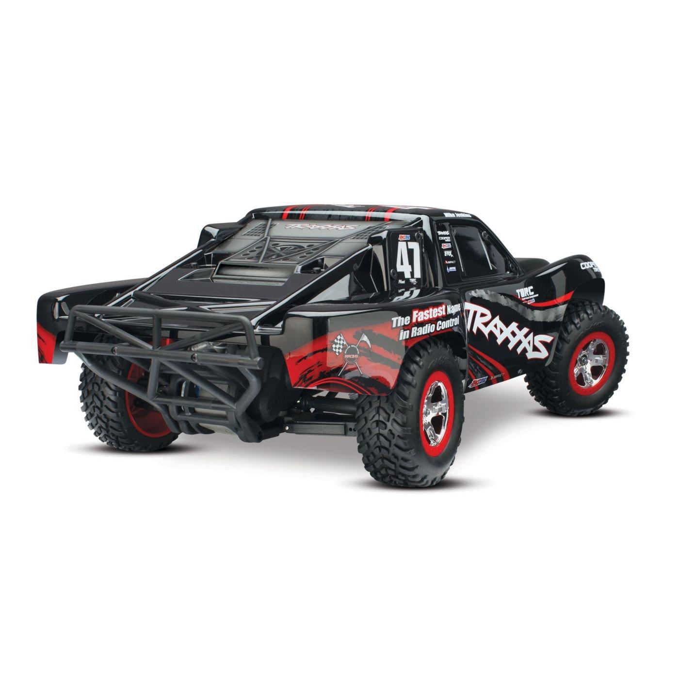 Black Traxxas 58034-1 Short Course Truck