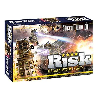 USAopoly RISK: Doctor Who