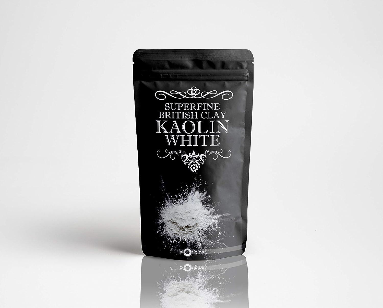Kaolin White Superfine British Clay - 100g