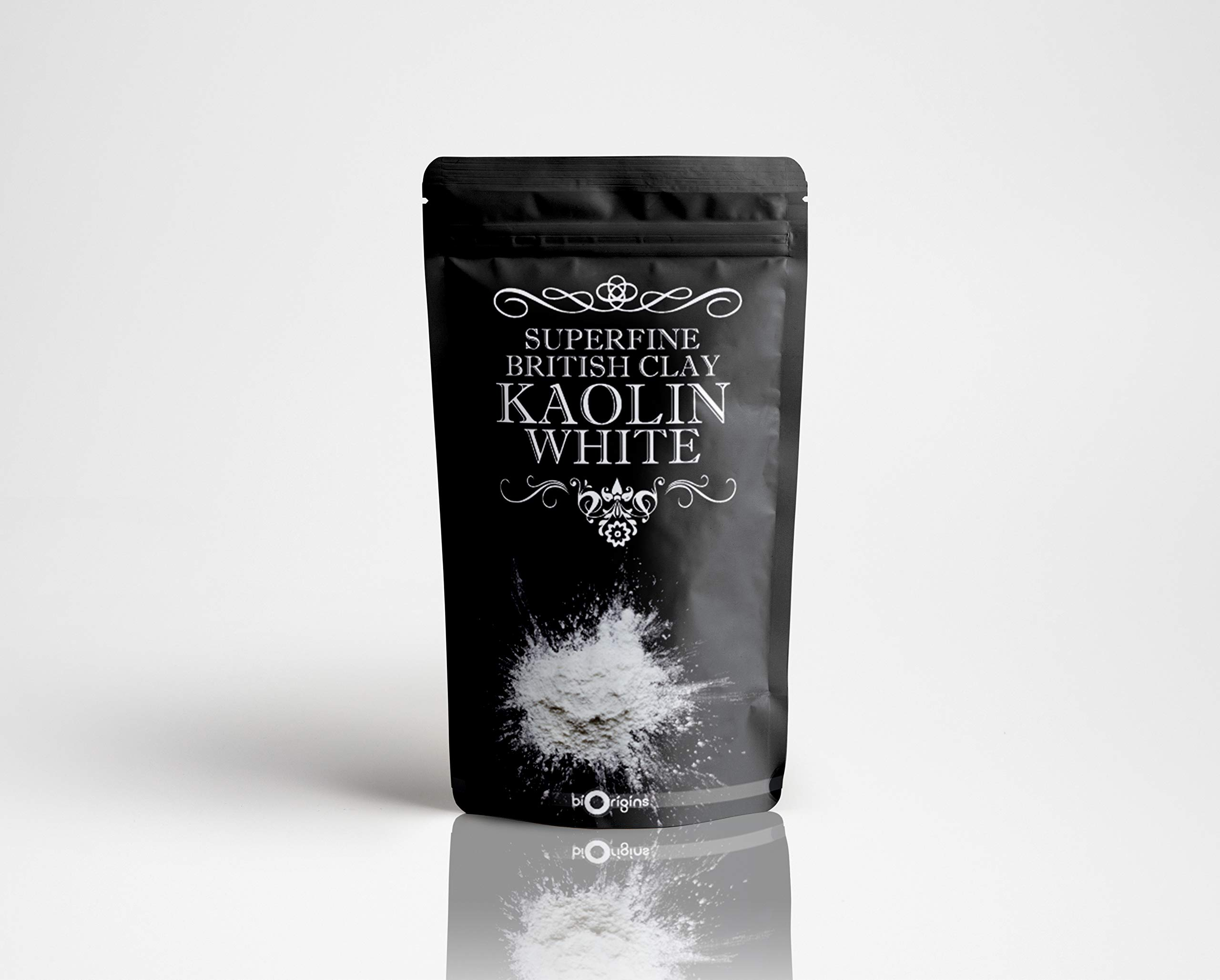 Mystic Moments Kaolin White Superfine British Clay - 100g
