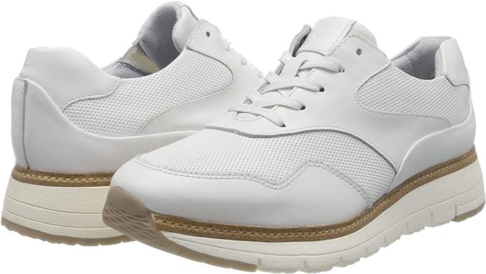 Tamaris Damen Pure Relax 1 1 23783 24 Leder Sneaker