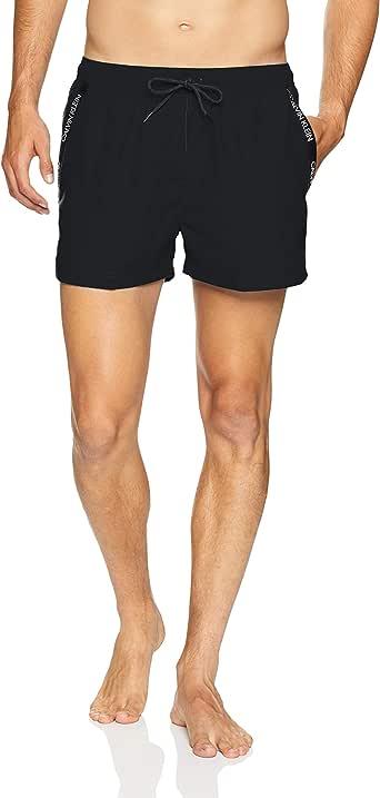 Calvin Klein KM0KM00272 Men Short Drawstring BLACK XL