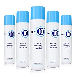it's a 10 Haircare Miracle Blowdry Volumizer, 6 fl. oz. (Pack of 5)