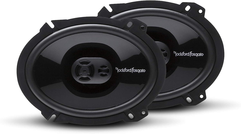 Rockford Fosgate P1683 Punch 6x8 Speakers