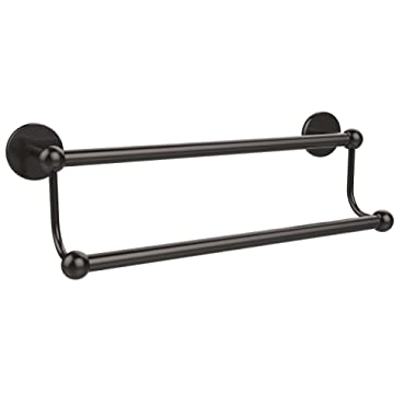 Allied Brass P1072/36-ORB 36-Inch Double Towel Bar, Oil Rubbed Bronze