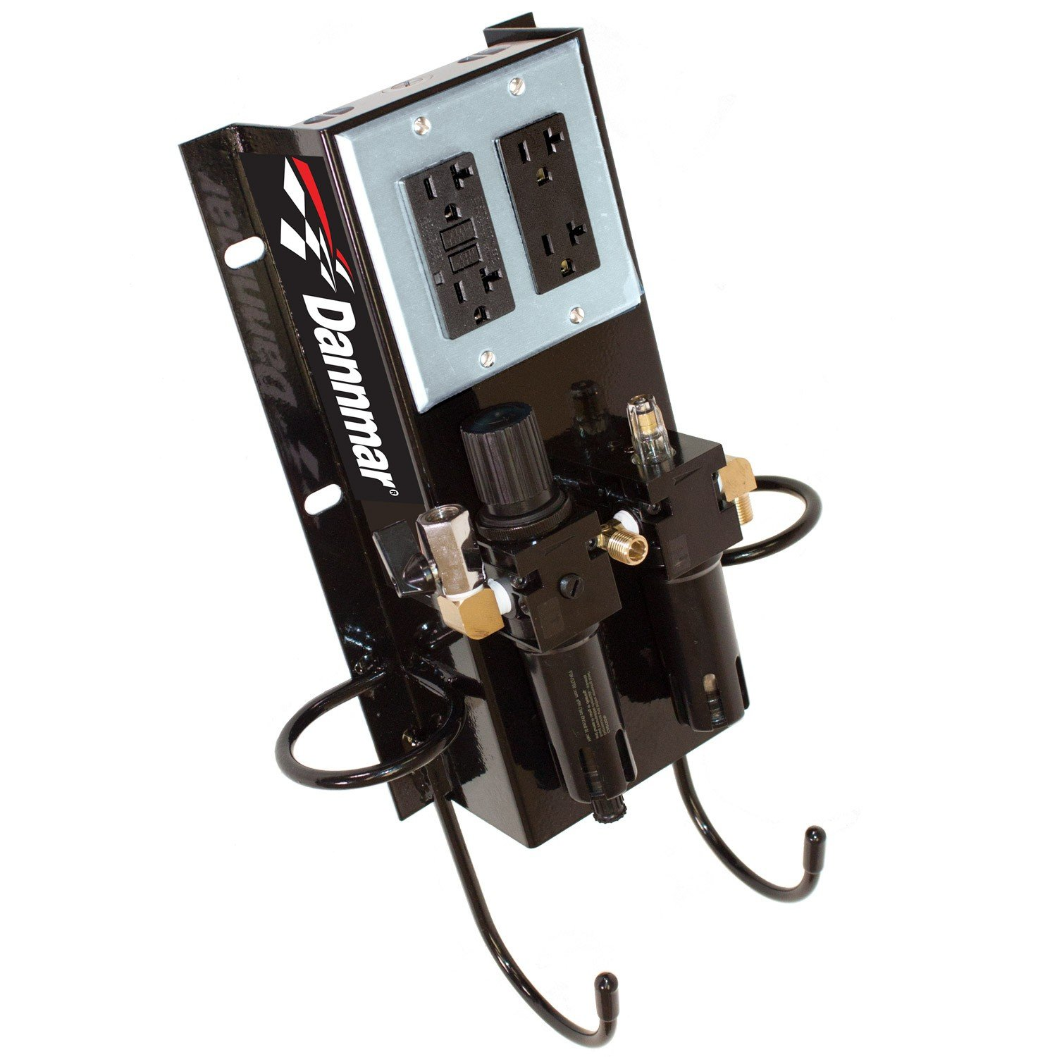 Dannmar Air/Electric Work Station for 2-Post Car Lifts
