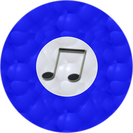 Piano Tiles Blue Disk