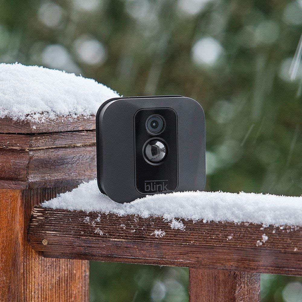 Blink XT Home Security Camera System - 1 Camera Kit - 1st Gen