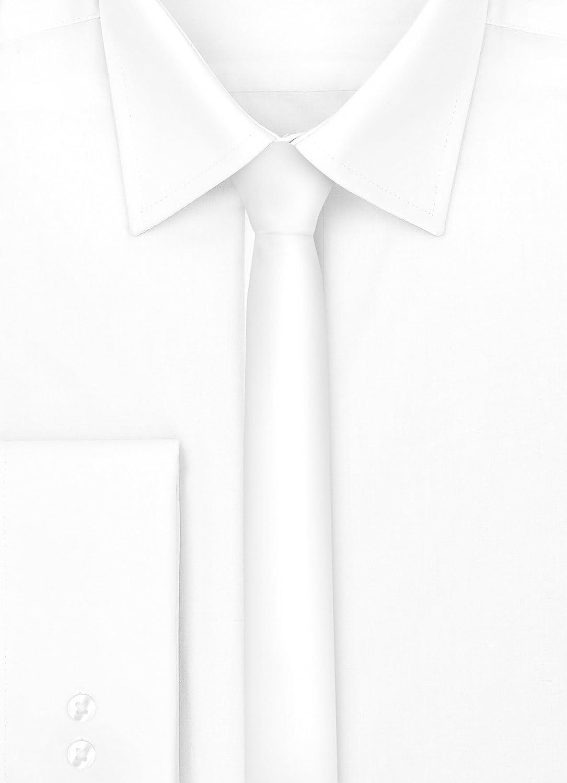 150cm x 5cm Ladeheid Cravatta Slim Uomo SP-5