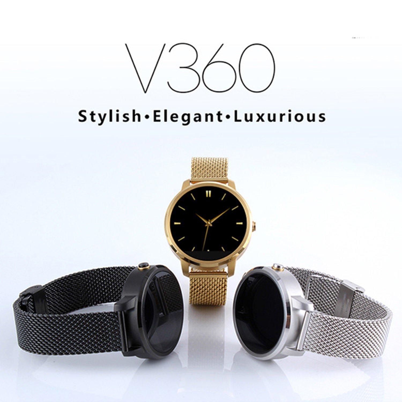 Water Resistant Bluetooth Reloj Inteligente, Seguimiento de ...